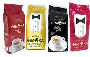 Yıllardır Değişmeyen Bir İtalyan Kahve Klasiği: Gimoka Kahve 1