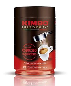 Kimbo Espresso İtaliano Teneke Kutu