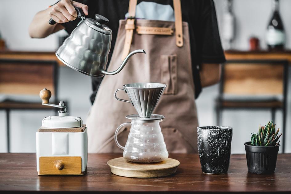 Kahve Demleme Ekipmanları