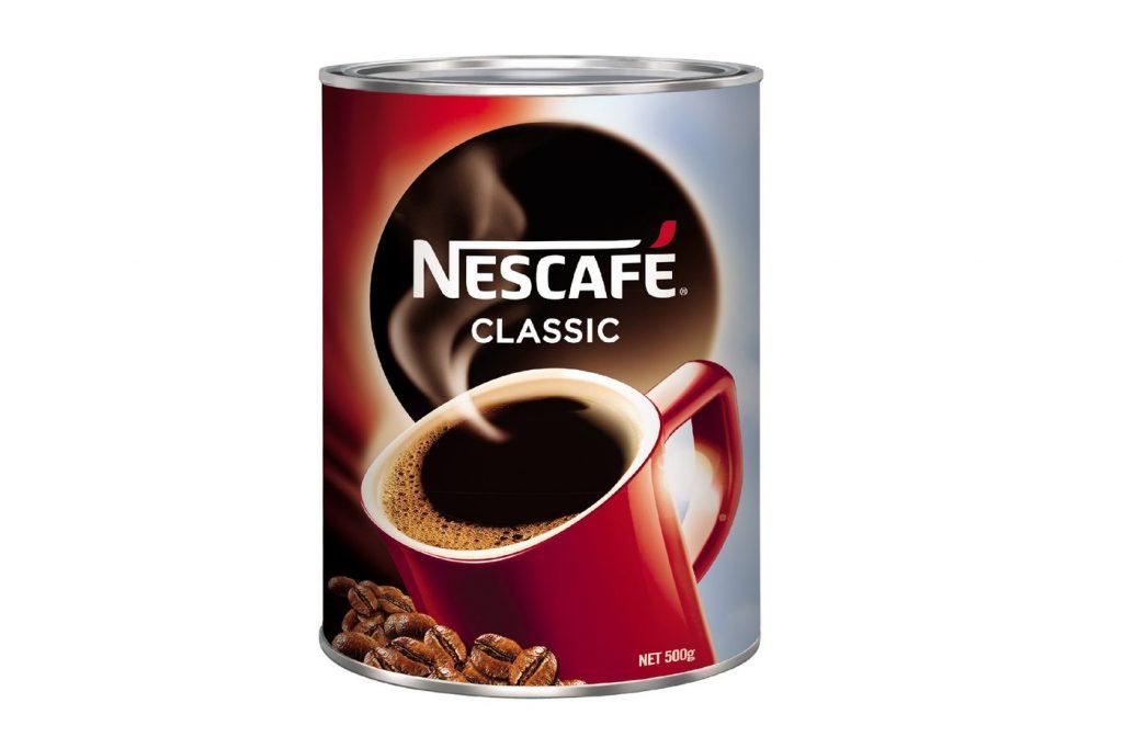 Nescafe Dünyanın En Meşhur Kahve Markası 1